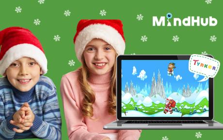 ОНЛАЙН: Програмирай джуджетата на Дядо Коледа с Tynker